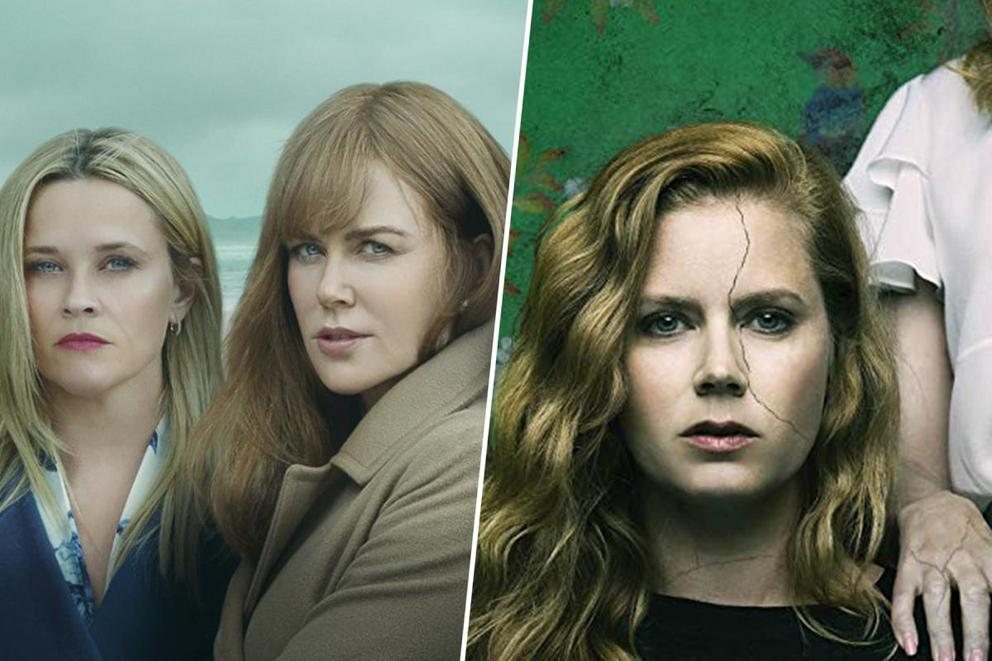 Favorite HBO slow burn: 'Big Little Lies' or 'Sharp Objects'?