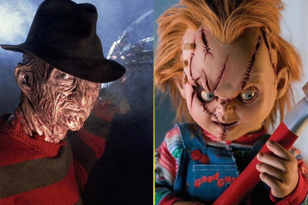 Scariest movie monster: Freddy Krueger or Chucky?