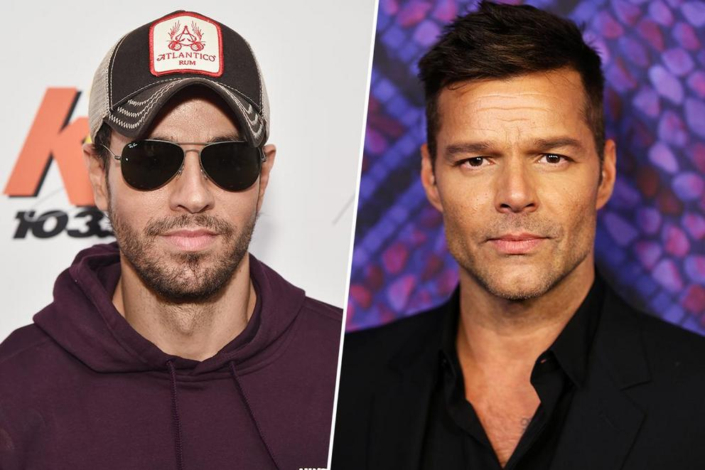 Most iconic Latin Pop King: Enrique Iglesias or Ricky Martin?