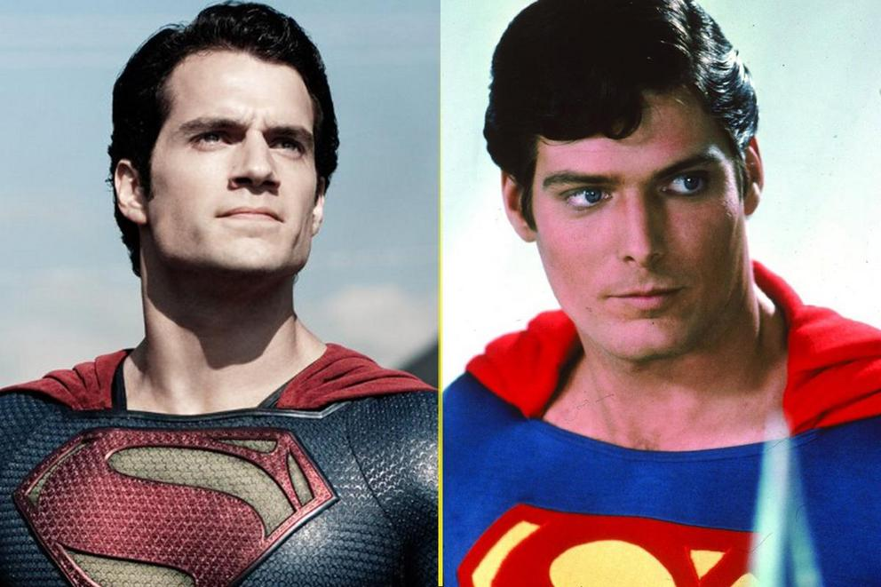 Best Superman: Henry Cavill or Christopher Reeve?