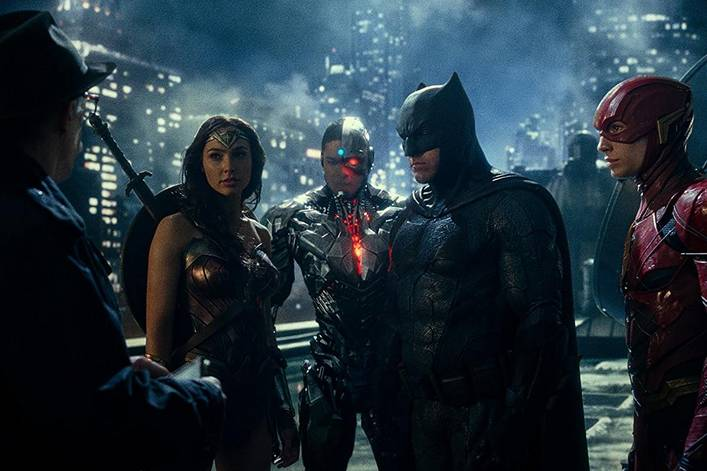 Is 'Justice League' worth seeing?
