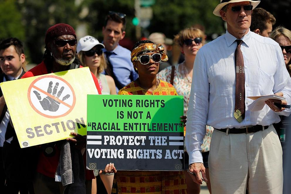 Do we need to restore the Voting Rights Act?