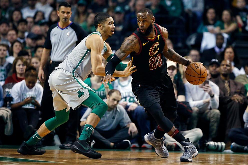 Who will advance to the NBA Finals: Cavaliers or Celtics?
