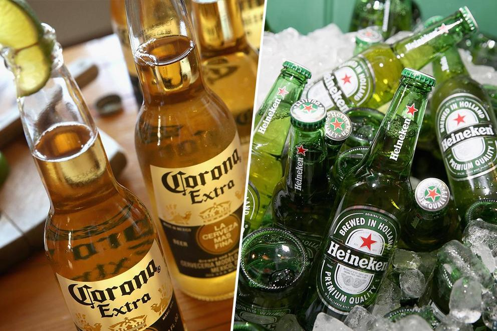 Which beer is better: Corona or Heineken?