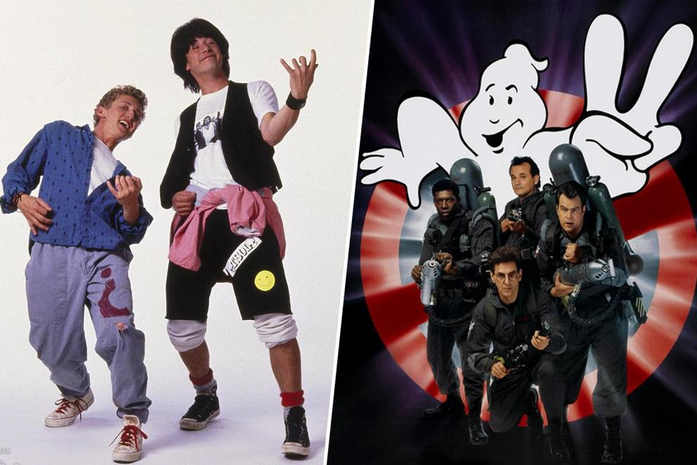 Which sequel are you looking forward to the most: 'Bill & Ted 3' or 'Ghostbusters 3'?