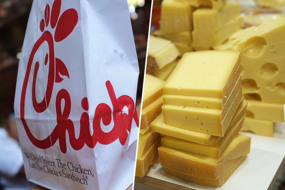 Does Chick-fil-A need a cheese dipping sauce?