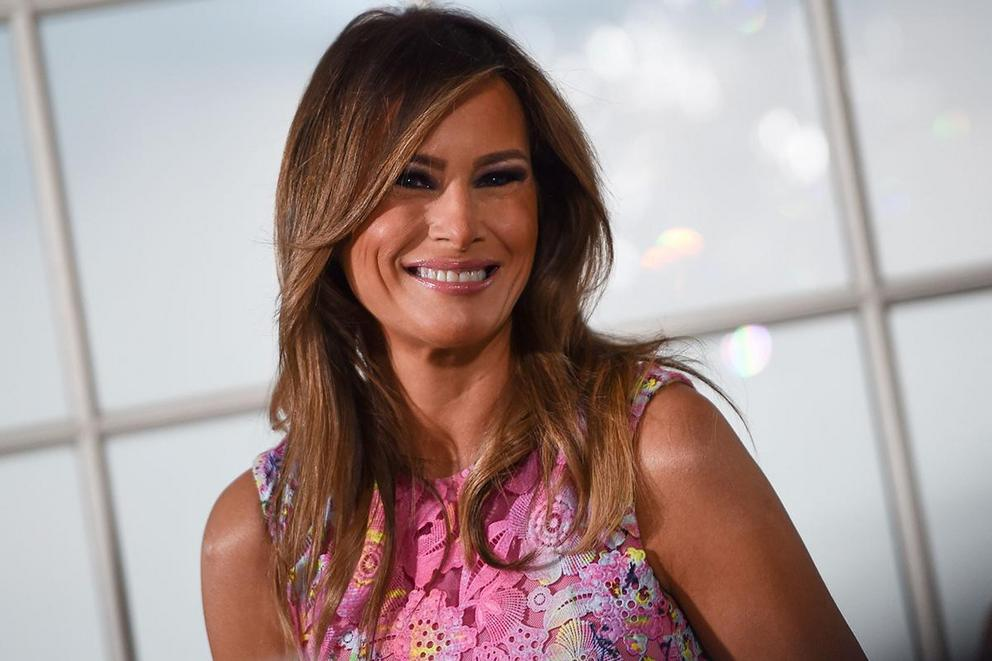 Should Melania Trump really be leading the campaign to end cyberbullying?