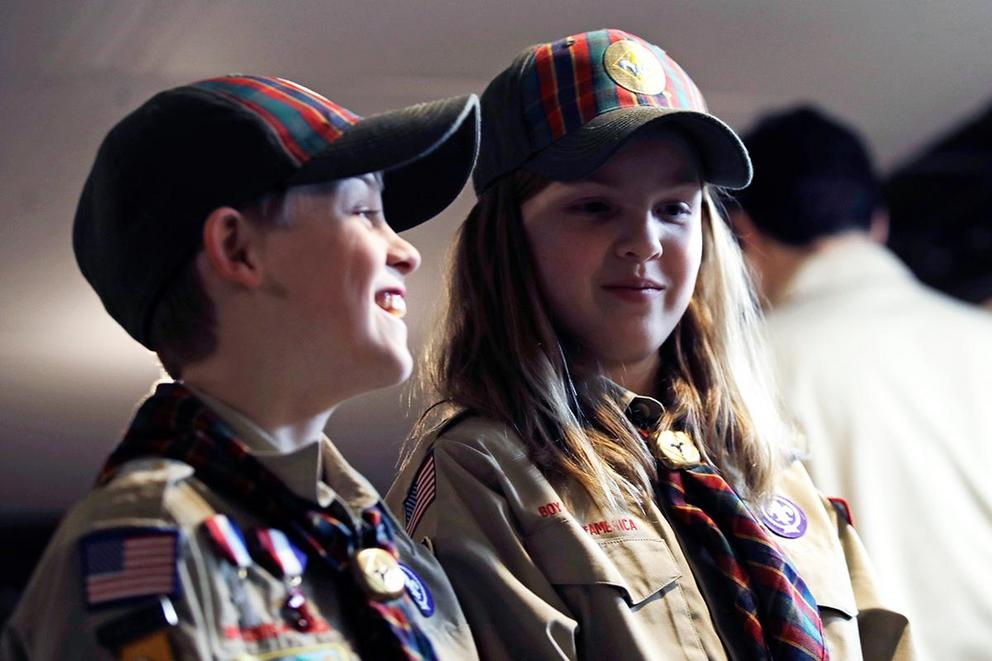 Should girls be allowed to join Boy Scouts?