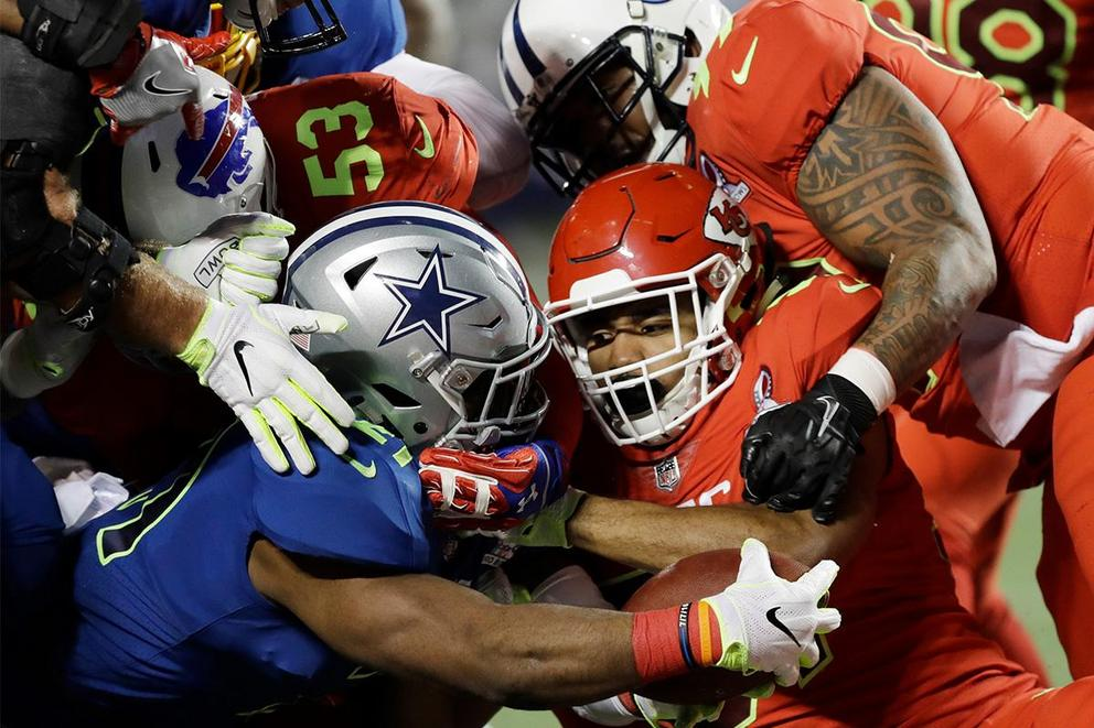 Should the NFL cancel the Pro Bowl?