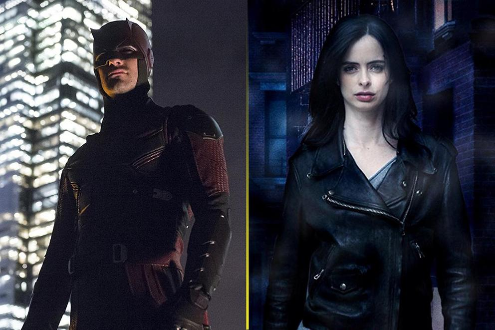 Ultimate Netflix superhero show: 'Daredevil' or 'Jessica Jones'?