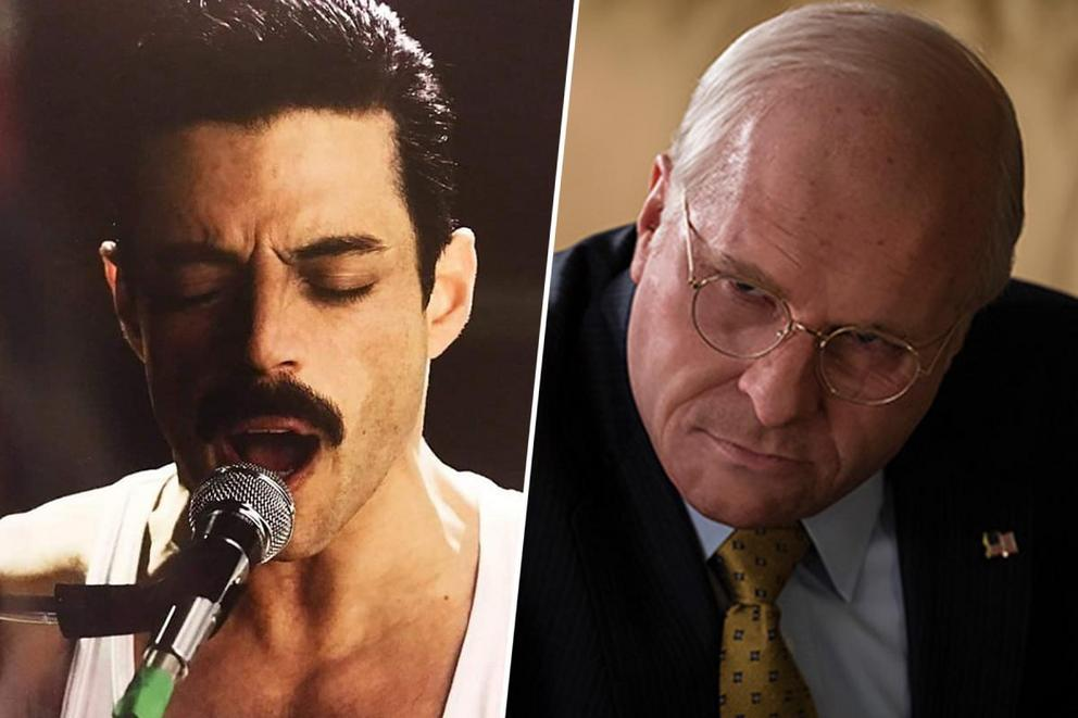 2019 Oscars Best Actor: Rami Malek or Christian Bale?