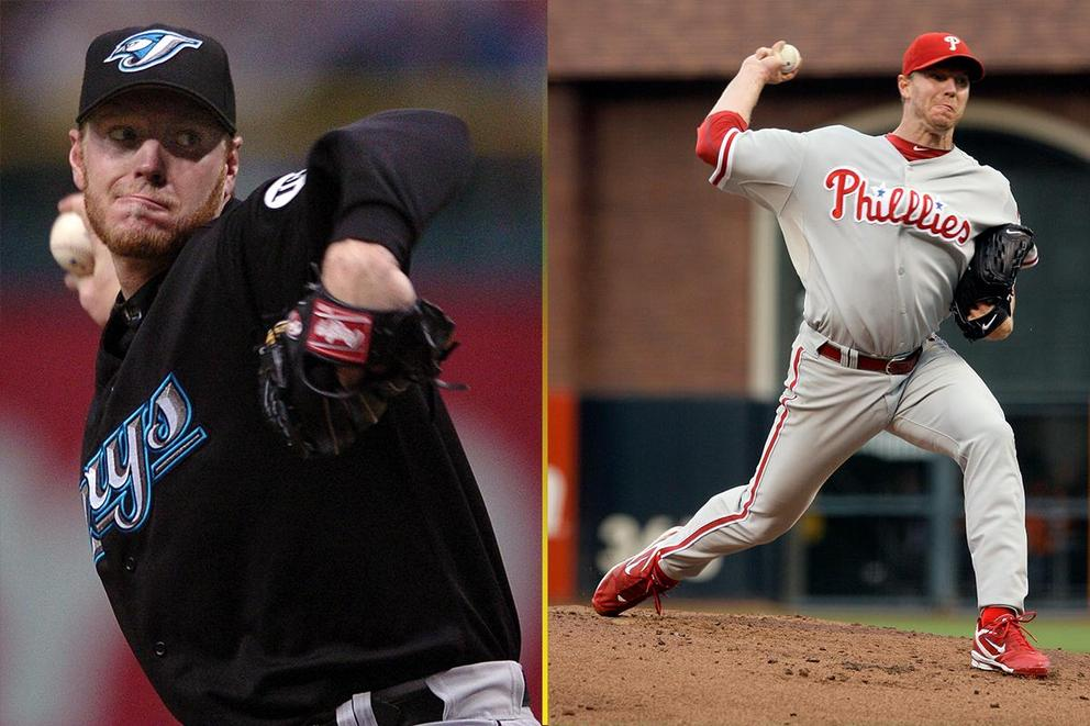 Which Cy Young season was Roy Halladay's best?