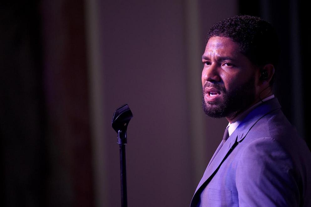 Should we forgive Jussie Smollett?