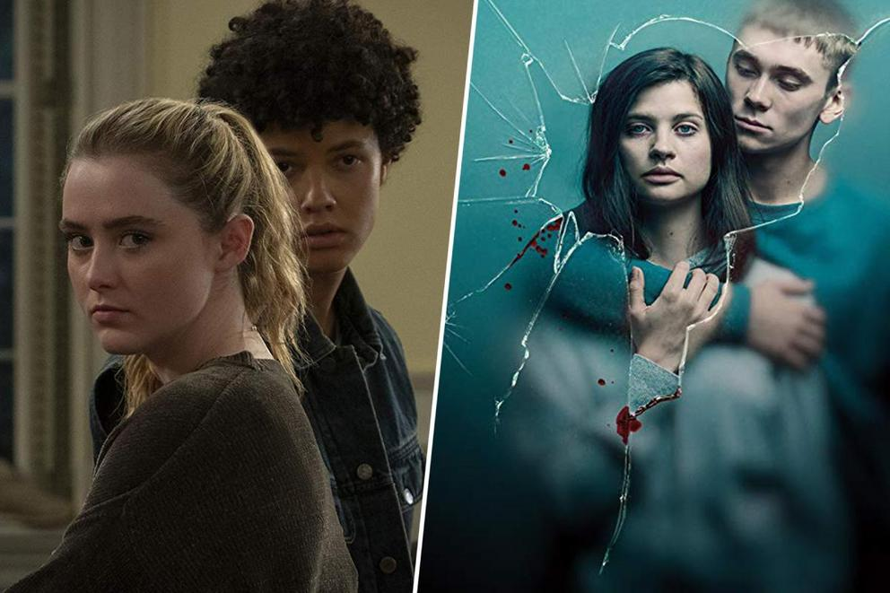 Favorite new Netflix teen drama: 'The Society' or 'Quicksand'?