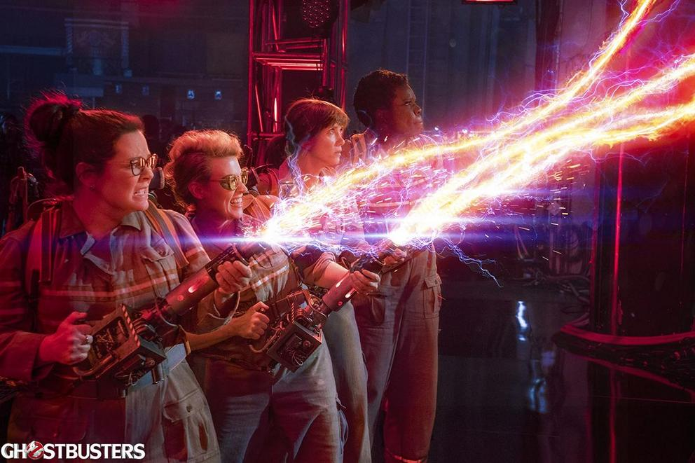 Is the 'Ghostbusters' reboot a good or bad movie?
