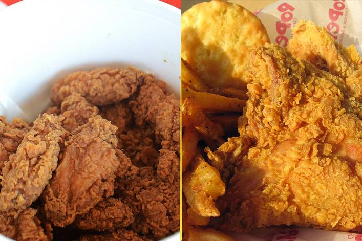 Kfc Or Popeyes Which Is Your Favorite Fried Chicken Chain The Tylt