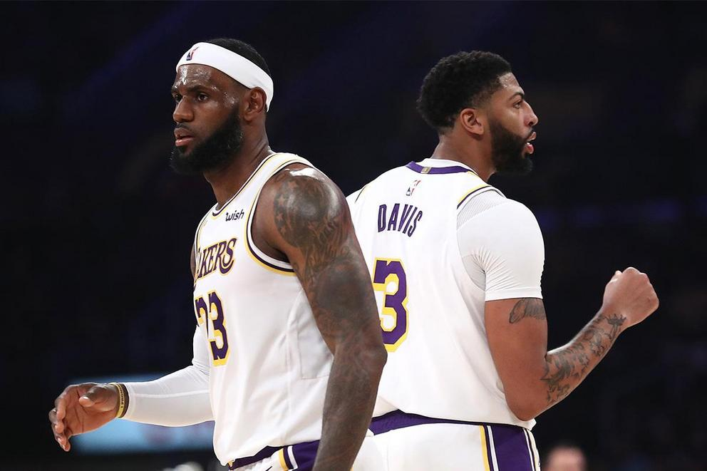 Who is the Lakers' true MVP: LeBron James or Anthony Davis?