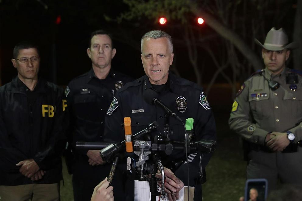 Are authorities doing enough to stop the Austin bombings?