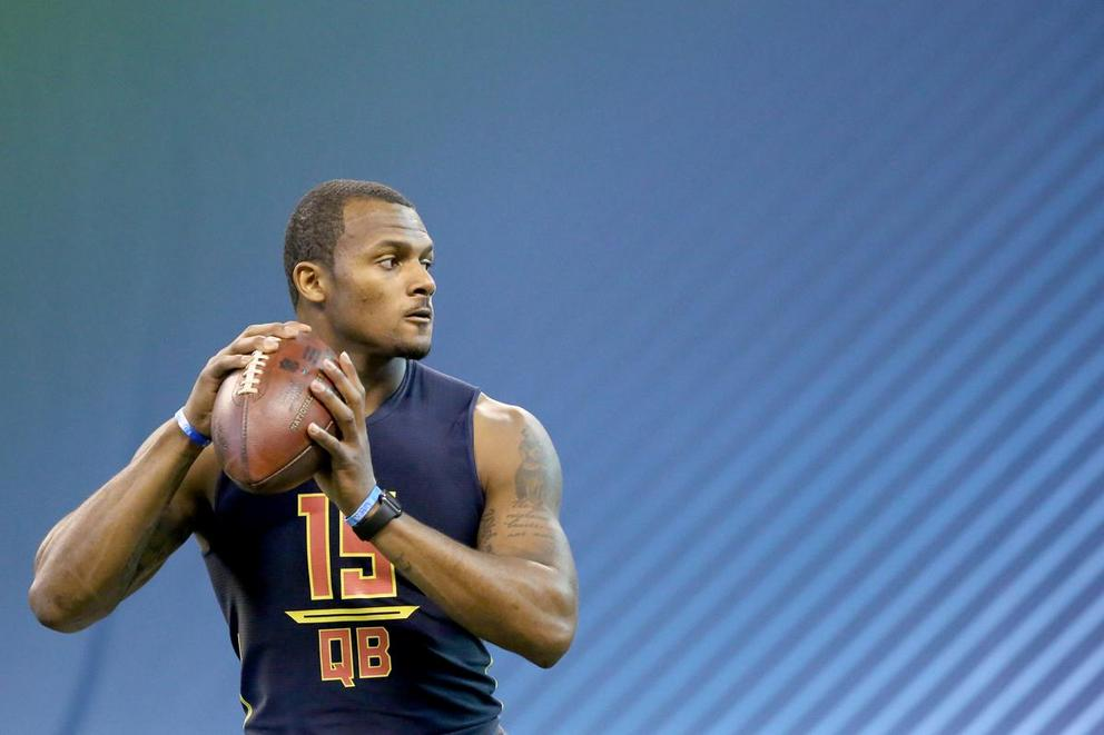 Will Deshaun Watson be an NFL draft bust or a total stud?