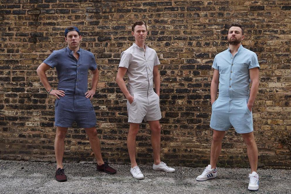 Are rompers for men actually cool?