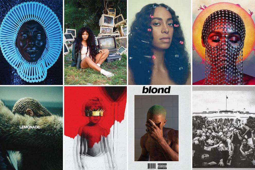 Tylt Recs: Most respected albums by Black artists of this era, as voted by you!