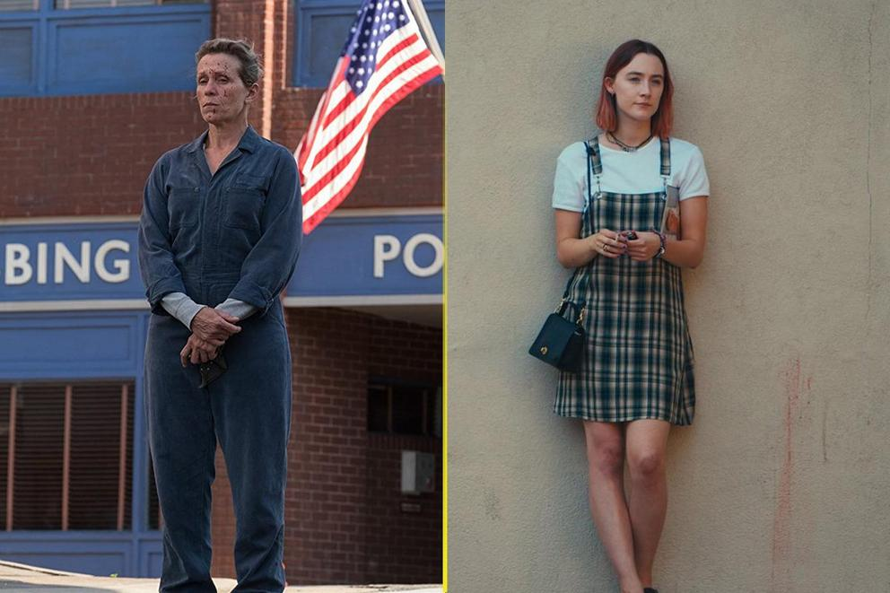 Who will win the Oscar for Best Actress: Frances McDormand or Saoirse Ronan?