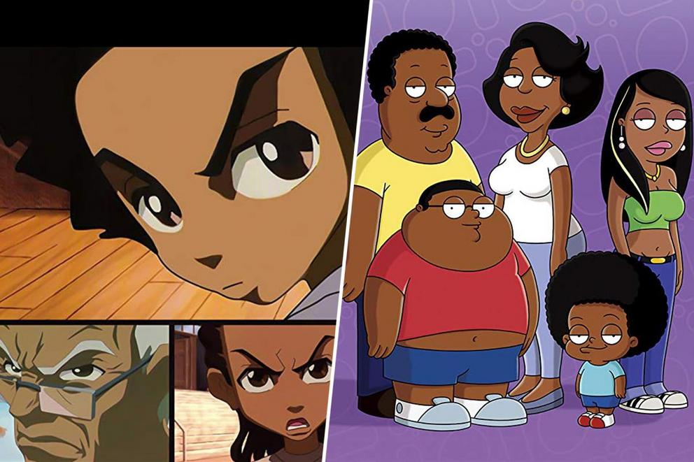 Which animated series do you miss more: 'The Boondocks' or 'The Cleveland Show'?