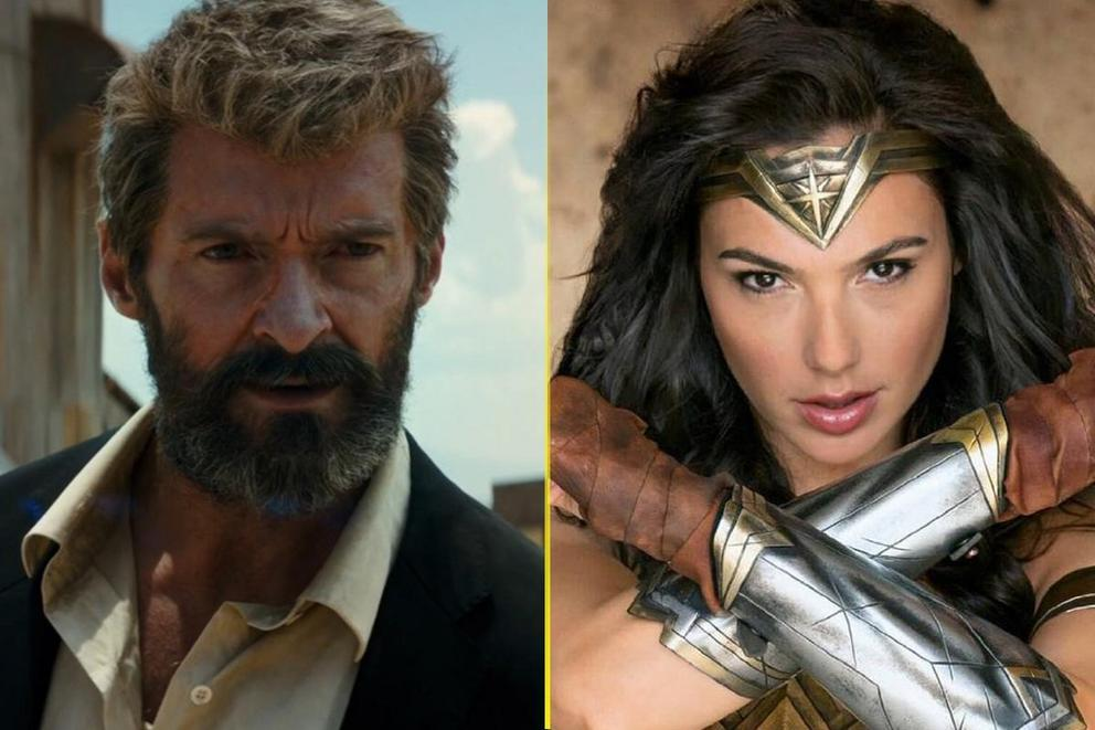 Best superhero blockbuster of 2017 so far: 'Logan' or 'Wonder Woman'?