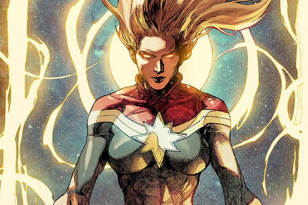 Does Brie Larson's 'Captain Marvel' costume look horrible?