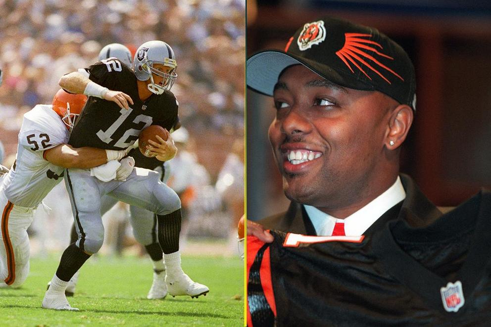 Biggest NFL Draft bust: Todd Marinovich or Akili Smith?