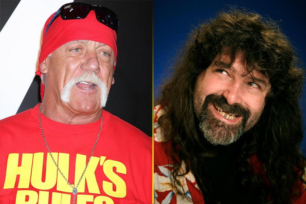 Greatest wrestler of all time: Hulk Hogan or Mick Foley?
