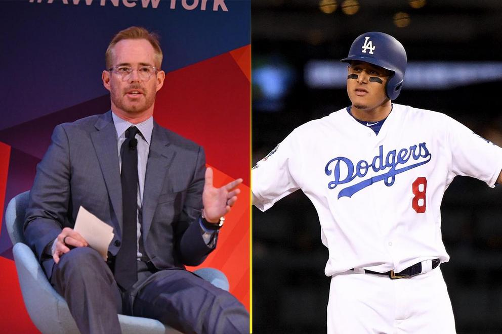 Who's the most hated man in Milwaukee: Joe Buck or Manny Machado?