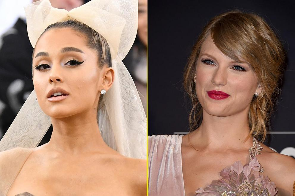 2018 Choice Female Artist: Ariana Grande or Taylor Swift?
