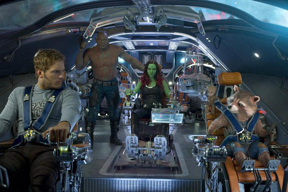 Is 'Guardians of the Galaxy Vol. 2' as good as the original film?