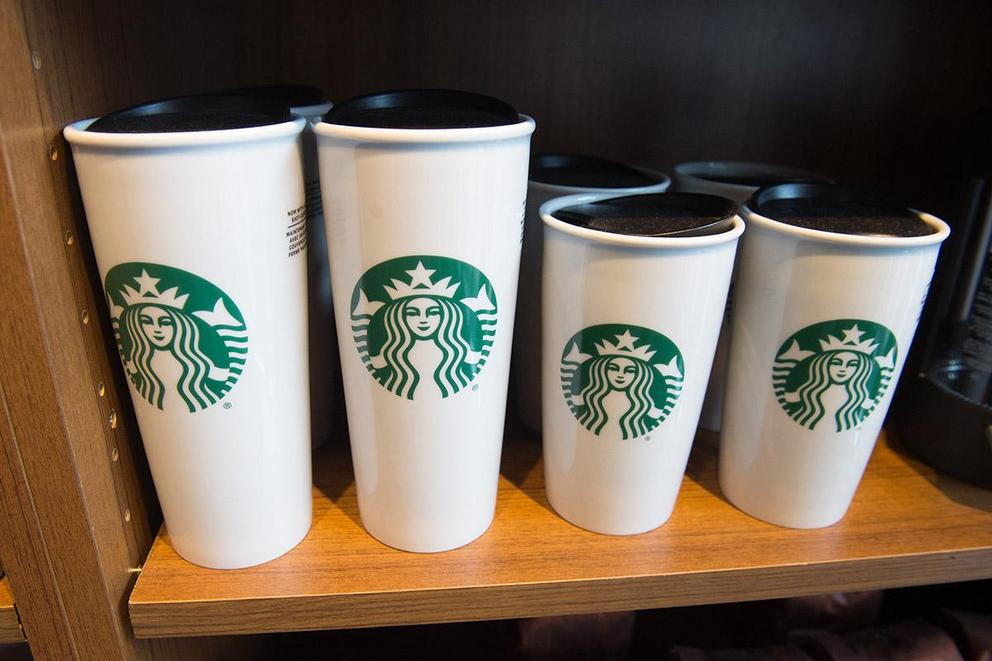 Should Starbucks only allow reusable cups?