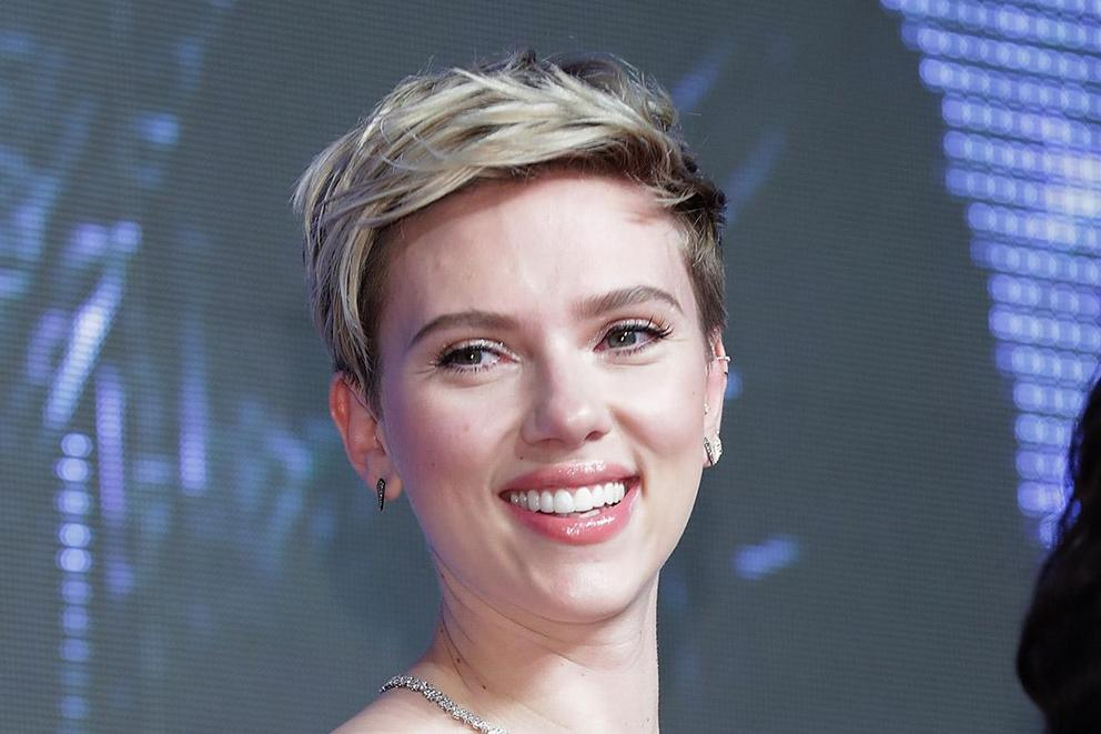 Is Scarlett Johansson treated unfairly?