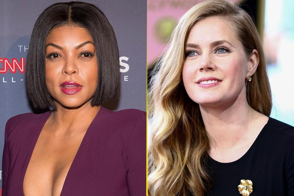 Biggest Best Actress snub: Amy Adams or Taraji P. Henson?