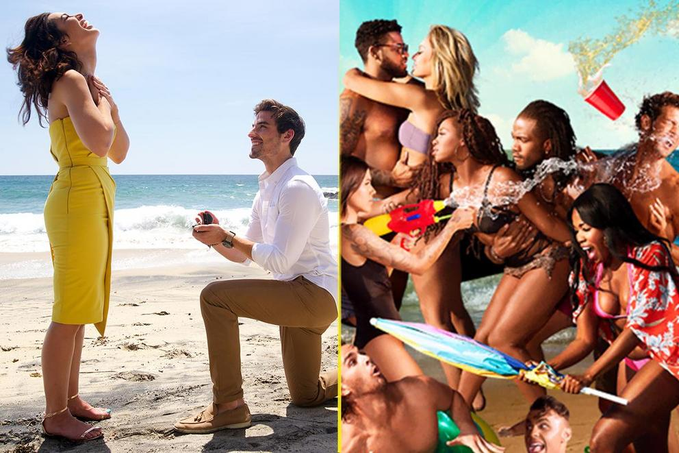 Best dating show: 'Bachelor in Paradise' or 'Ex on the Beach'?
