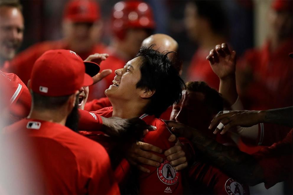 Will Shohei Ohtani win 10 games and hit 10 home runs in 2018?