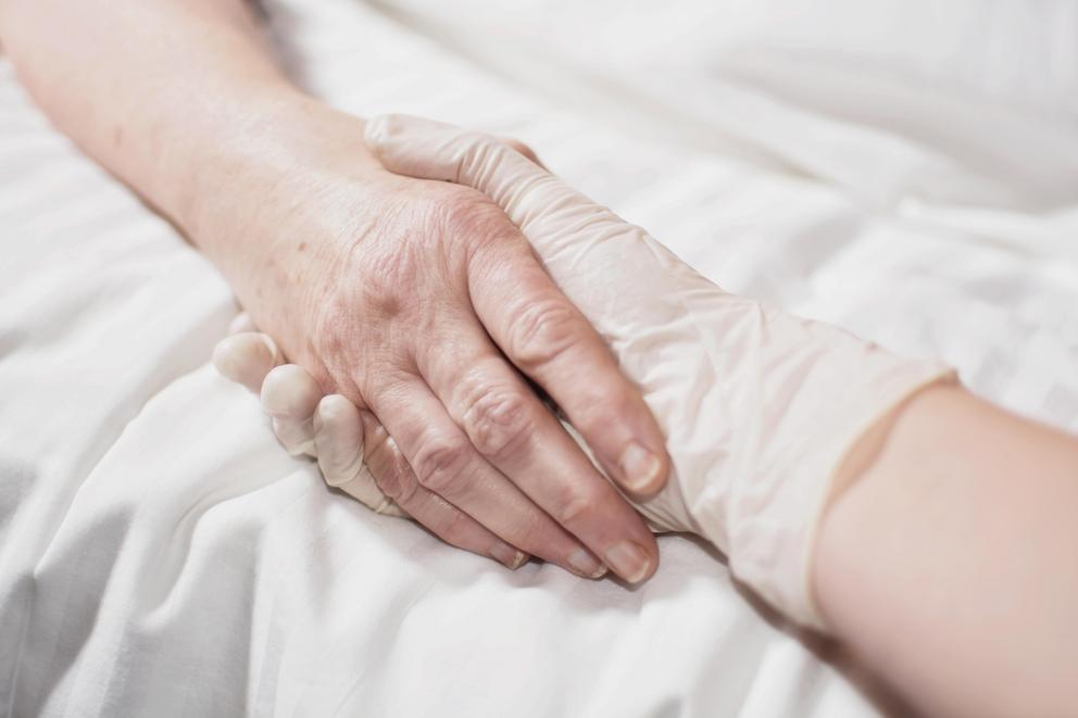 Should the state assist in elderly suicide?