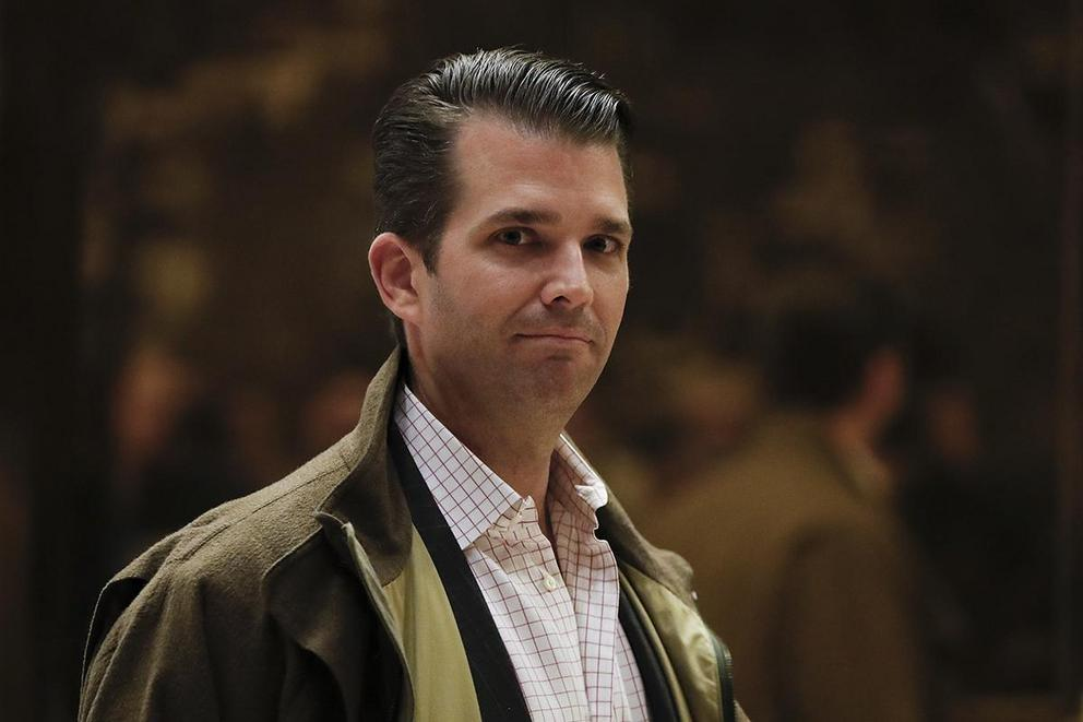 Is Donald Trump Jr. guilty of collusion?
