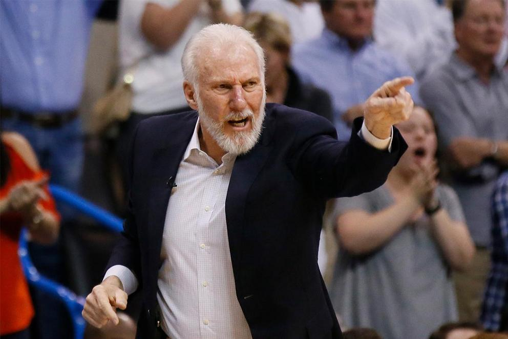 Should Gregg Popovich run for president in 2020?