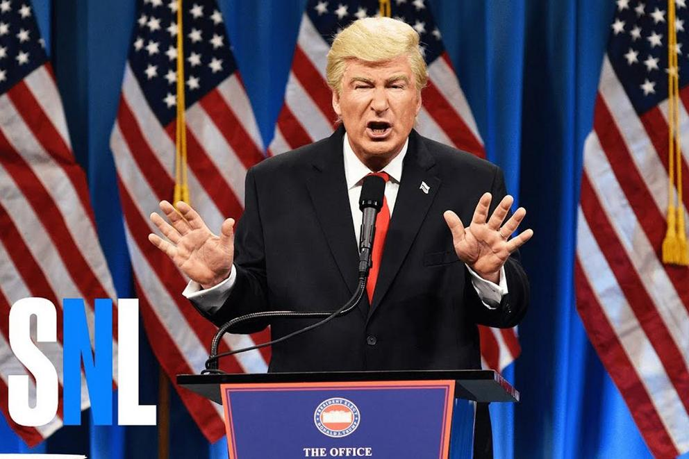 Who should replace Alec Baldwin as Donald Trump on 'SNL'?