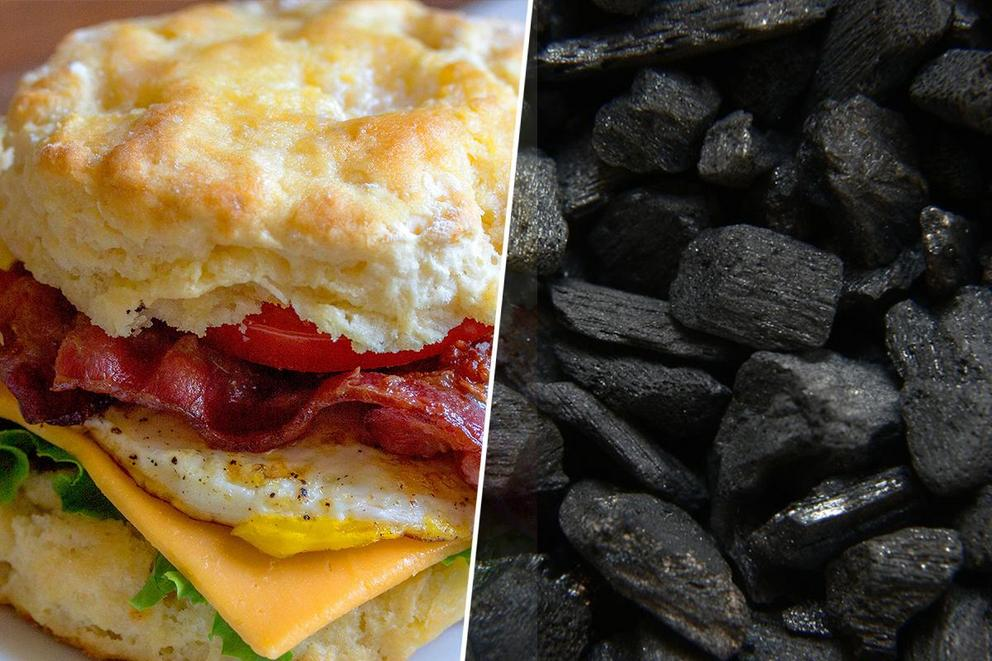 Ultimate hangover cure: Breakfast sandwich or activated charcoal?
