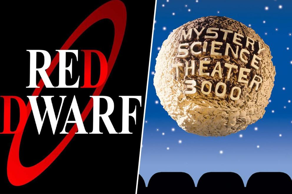 Greatest geeky TV comedy: 'Red Dwarf' or 'Mystery Science Theater 3000'?