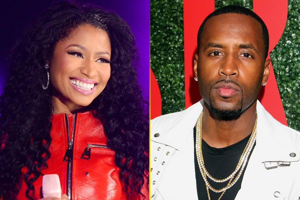 Nicki Minaj vs. Safaree: Whose side are you on?
