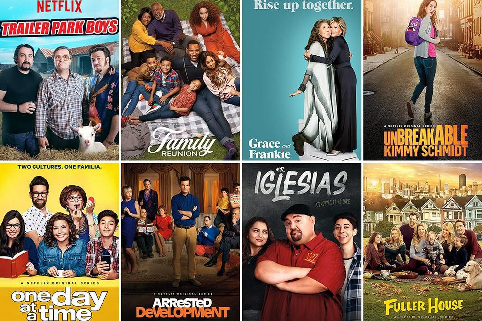 Tylt Recs: Best Netflix comedies, as voted by you!