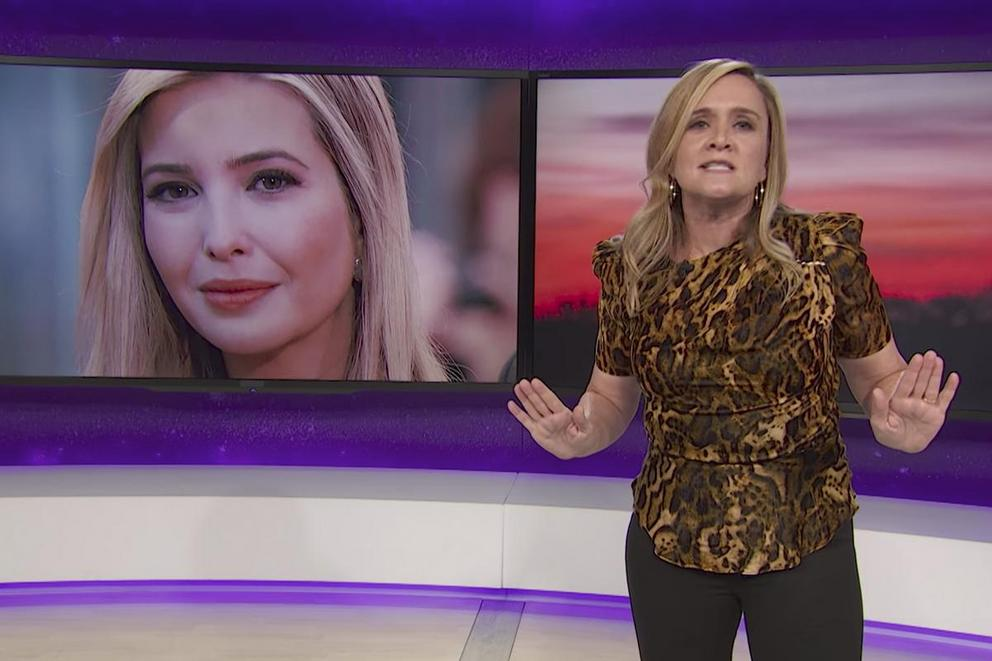 Should TBS cancel Samantha Bee over her Ivanka Trump comments?