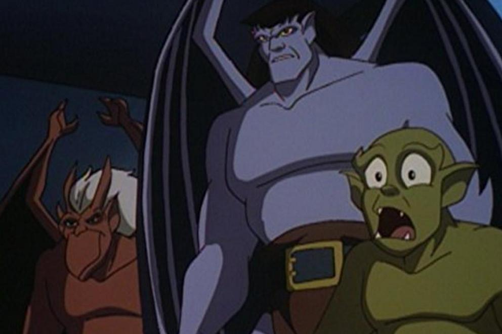 Would you be stoked for a 'Gargoyles' reboot?