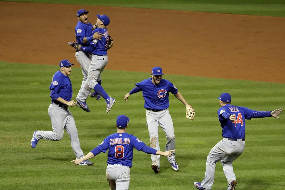 Will the Chicago Cubs repeat as World Series champs?